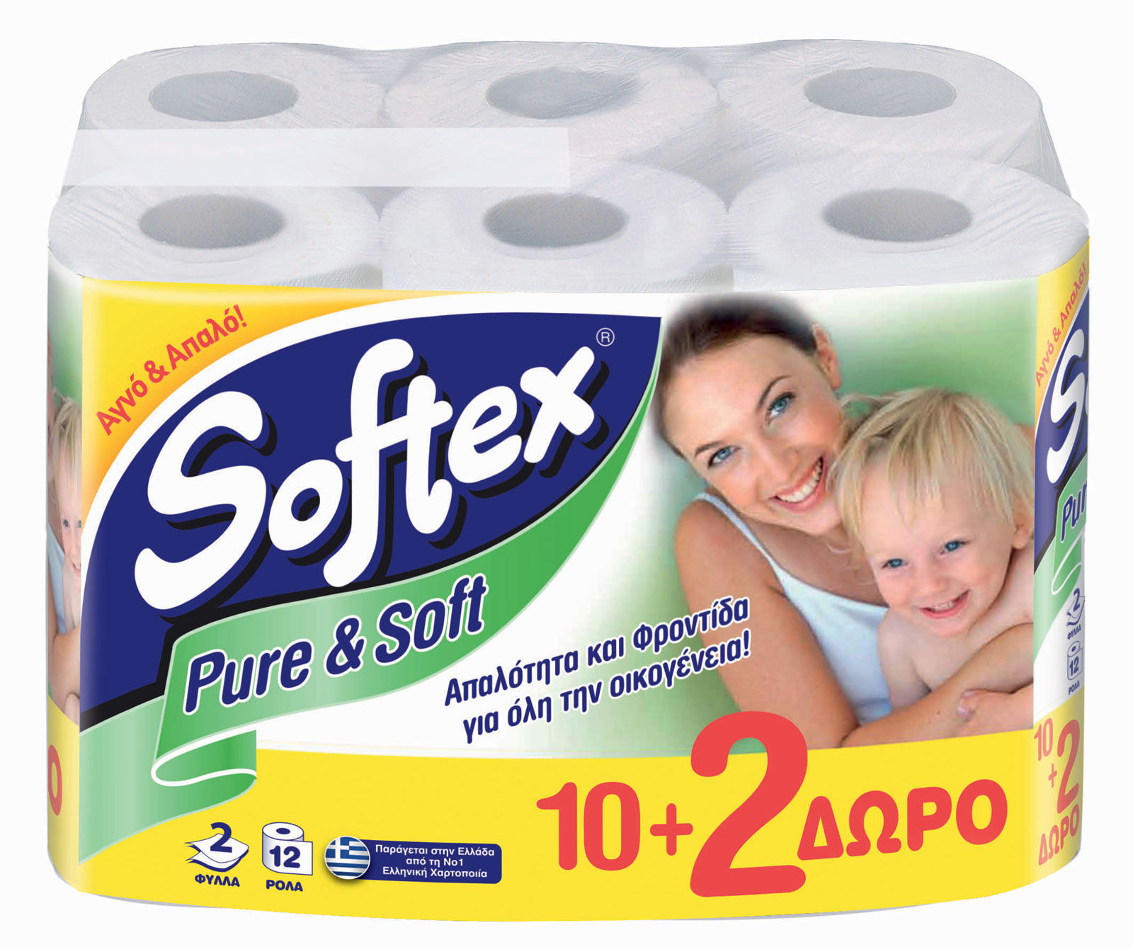 SOFTEX-PURE-&-SOFT-12(10+2)